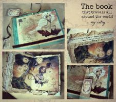 World Travel Book - my entry by Miss-Belfry