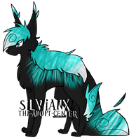 souleaterloverforeva: Snowflake by The-Adopt-Center