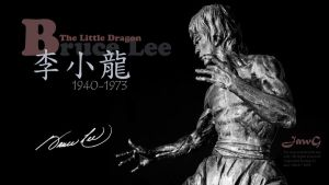 Bruce Lee HD Wallpaper 1080p by jawg1982