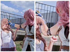 lightning and serah - 02 by elleontheradio