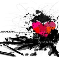 Tear Here by portinian