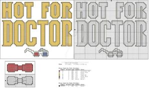 Hot For Doctor by NevaSirenda