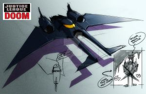 Batwing 2 by ZWYER