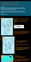 :COMMISSION:CGing Tutorial 1 by Dopaprime