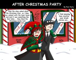 After Christmas Party by fiori-party