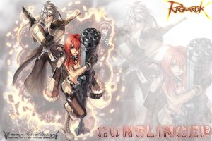 Gunslinger by showlo