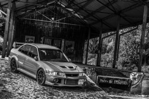 Lancer EVO VI by chocholik