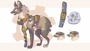 Steampunk :Offer to adopt: (CLOSED) by MUTTD0G