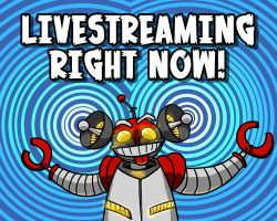 Livestreaming - ONLINE! by SeanRM