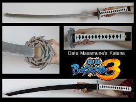 Date Masamune's claw by sioAoi