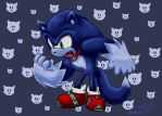 a werehog cat XD by Paumol