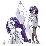 Human Ponidox Rarity by GlancoJusticar
