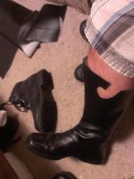 Almost finished OrgXIII boots by JasonTerror