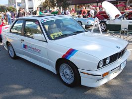 BMW M3 E30 Skip Barber Racing by Partywave