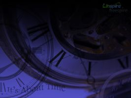 It's About Time by graffd02