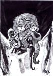 War of the Worlds sketchcard 22 by RobertHack