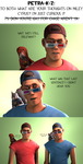 Ask CnD No. 218: They Already Have Glasses. by ZeFlyingMuppet