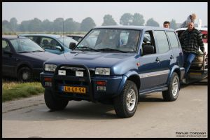 1995 Ford Maverick by compaan-art