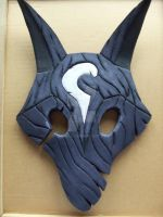 Kindred Mask from League of Legends by Embura