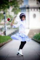 Cosplay - Twirl by Golden-feline