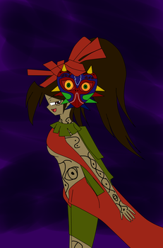 you have met a terrible fate -Para neferity- by HikariShiel