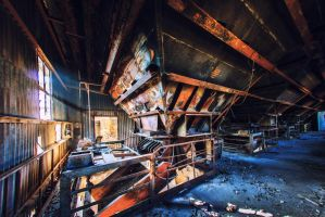 -=Old Factory=- by lectral