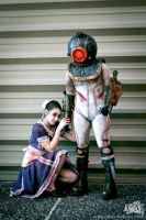 Stand by me - Bioshock 2 by Lily-pily