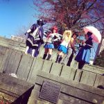 Fairy Tail Cosplay - Sakura Con 2013 by stephinika