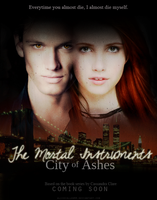 TMI: City of Ashes poster by AliceCullen88