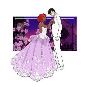 Prom by SilverMellow