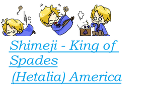 Hetalia Shimeji: Cardverse America download by Lilspring