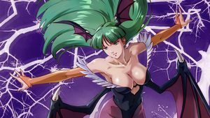 Morrigan Aensland[8] by Light-Rock