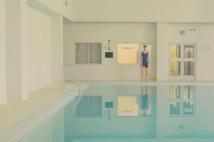 in swimming pool 4 by MaryaS