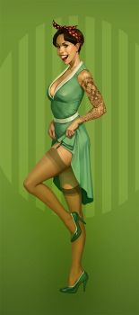 Pinup by glooh