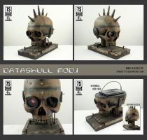Dataskull mod.1 by SpOoKy777