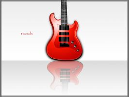 Rock by torchdesigns