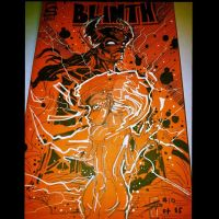 BLINTH COVER HADES AND THE MORNING STAR INKED by U-D0NT-KN0W-ME