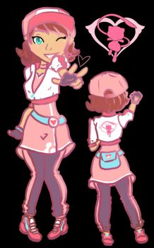 Team Heart trainer by Cat-Of-Energy