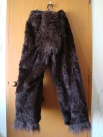 Werewolf pants front view by MonstrositiesNZ