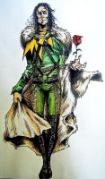 Loki by Foxnoir6