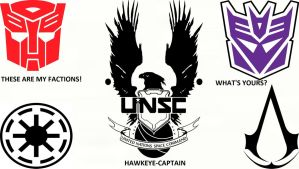 Factions by Hawkeye-Captain