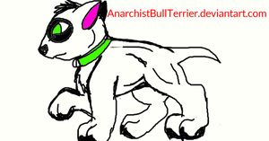 Chibi Jenklin by AnarchistBullTerrier
