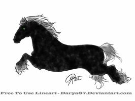 Stallion Adoptable by Julia-adopts