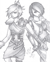 Riven vs Fiora by Reapq