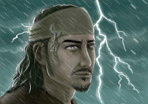 Will Turner by Rot5