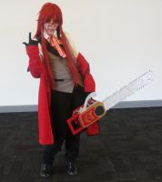 Oh Look Grell Again... by izzy5605