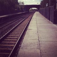 273 Train Line by DistortedSmile