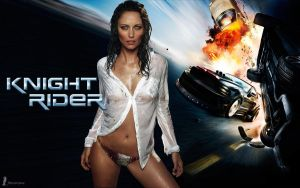 Knight Rider 2008 Sarah by foreveryone
