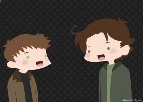 The Winchesters by heygray