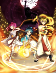 Magi The Labyrinth of Magic by xXvampireangel78Xx